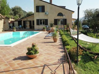 Villa Caterina - Villa with, especially for you included a Sicilian welcome-dinner offered. - Reitano vacation rentals