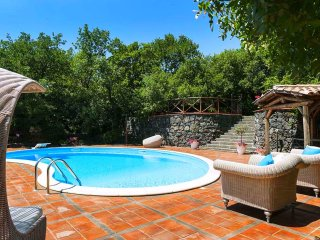 Villa dei Fiori - Beautiful house with private pool and a lovely terrace with outdoor kitchen - Ragalna vacation rentals