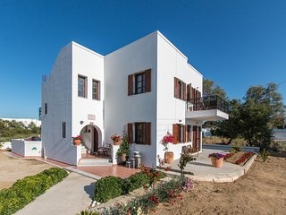 Iliana by the beach: Your own Private Beach House and Garden; Walk To Everything - Naxos vacation rentals
