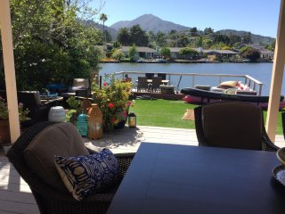 Lagoon House in Marin County, California - Corte Madera vacation rentals