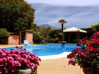 Villa Oasi dell'Etna - Villa with private swimming pool and beautiful garden - Pedara vacation rentals