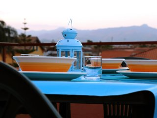 Celeste house - Apartment near the beach whit beautiful view of Etna - Mascali vacation rentals