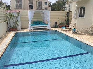 2 PROTARAS VIEW VILLA 100 METRES TO STRIP IN PROTARAS - Protaras vacation rentals