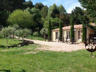 En Provence, location Maison T4 pour 6 personnes dans domaine de 4 hectares - Saint Chamas vacation rentals