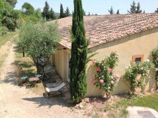 """En Provence dans le Sud de la France, gîte pour 2 personnes """"Studio Bleu"""" - Saint Chamas vacation rentals"""