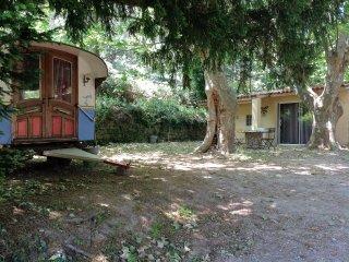 En Provence, Gîte pour 3 personnes max avec ou sans roulotte - Saint Chamas vacation rentals
