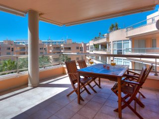 Bossa Beach 3 Bed apartment with delightful sea views - Ibiza Town vacation rentals