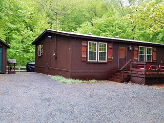 3 min to Downtown Old Forge! Lake Access! Can rent w/adjacent home for 16.Trail4 - Old Forge vacation rentals