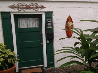 "Carriage House ""The Sugar Shack"" in Old Town Bay St Louis - Bay Saint Louis vacation rentals"