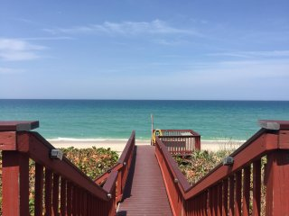 GOLDEN SANDS RUBY - Luxury Beachfront, Private Beach, Stunning Ocean Views - Cocoa Beach vacation rentals