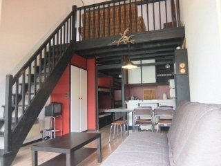 Cozy Laruns Studio rental with Television - Laruns vacation rentals