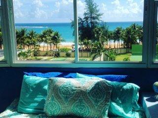 Playa Azul Beachfront Apartment - Luquillo vacation rentals