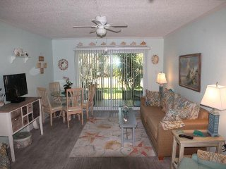 Beautifully Decorated Ground Floor Condo, Boat Parking, Pool, Tennis Court - Saint Augustine vacation rentals