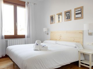 Nice House with Television and Central Heating - San Sebastian - Donostia vacation rentals