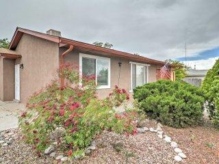 NEW! Cozy 1BR Rio Rancho Apartment Near Trails! - Rio Rancho vacation rentals