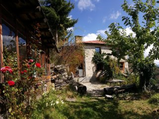 Chalet Zornica -250 old stone mountain building, quiet and cosmic beautiful view - Chepelare vacation rentals