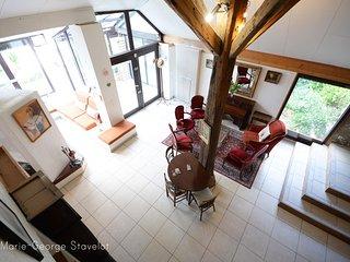 La Victoire de Noyers  maison familiale d'une à dix personnes avec vue monument - Noyers-sur-Serein vacation rentals