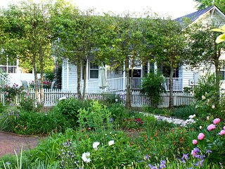 Lovely Garden Cottage W/ view of Tryon Palace Gardens, In Town, WALK to all! - New Bern vacation rentals
