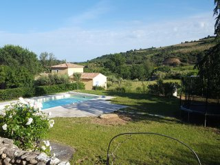 Lovely Villa with Internet Access and Television - Berlou vacation rentals