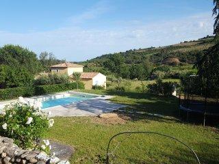 Berlou Villa with pool - Berlou vacation rentals