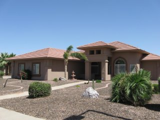 Large Upscale Vacation Home in Coyote Ranch with Pool! - Casa Grande vacation rentals