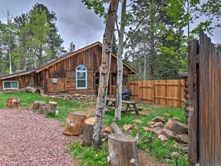 'Starry Nights' 3BR Green Mountain Falls Cabin - Green Mountain Falls vacation rentals
