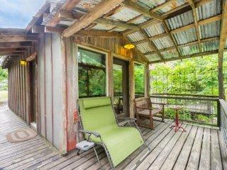 Luckenbach Lodge Cabin 6 - Walk to Luckenbach, Tx. - Luckenbach vacation rentals