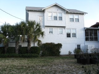Classic Family Cottage only steps to the beach with Ocean Views - Wrightsville Beach vacation rentals