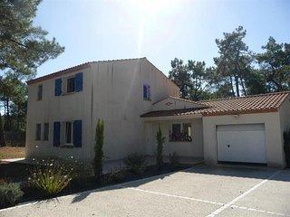Villa allée de la Réserve quartier des Amourettes La Faute Sur Mer - La Faute sur Mer vacation rentals