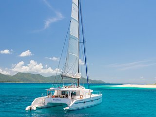 Catlante 600 Catamaran with crew / cabin-cruise - Eden Island vacation rentals