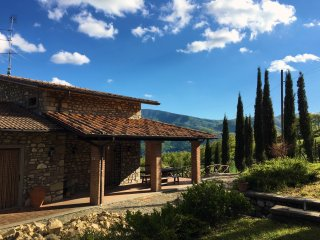 Sovaggio Guest house - Stone build - Tuscany - Caprese Michelangelo vacation rentals