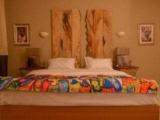 Nice Bed and Breakfast with Internet Access and A/C - Abuja vacation rentals