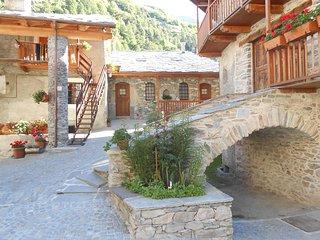 1 bedroom Apartment with Balcony in Casteldelfino - Casteldelfino vacation rentals