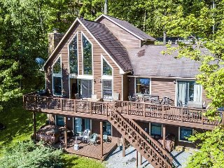 Impressive Mountain Home in prestigious community offers beautiful lake views - Oakland vacation rentals