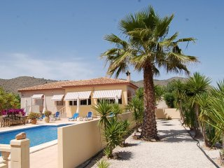 Comfortable House with Internet Access and A/C - El Fondó de les Neus vacation rentals
