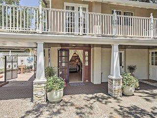 New! Elegant Sanford Studio Minutes from Downtown! - Sanford vacation rentals