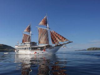 Comfortable 4 bedroom Komodo Yacht with Housekeeping Included - Komodo vacation rentals