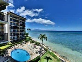 Oceanfront Penthouse, Corner Unit - Napili-Honokowai vacation rentals
