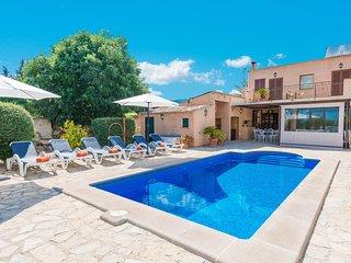 ES CASTELL - Villa for 6 people in Alaro - Alaro vacation rentals
