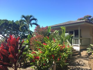 "Holualoa ""Ohana"" Oceanview Cottage - Holualoa vacation rentals"