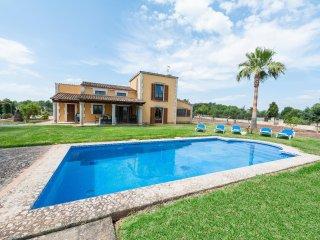VELAR - Villa for 8 people in MURO - Muro vacation rentals