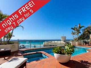 Grande Corniche U11 - Panoramic Kirra Hill - Tweed Heads vacation rentals