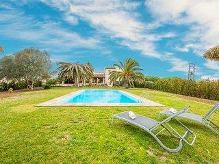 HORTETA - Villa for 8 people in Montuiri - Montuiri vacation rentals