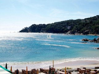 Homes in Blue - Beautiful and bright apartment with a sunny terrace overlooking - Calella De Palafrugell vacation rentals