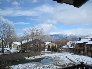 Cozy 3 bedroom Err Chalet with Shared Outdoor Pool - Err vacation rentals