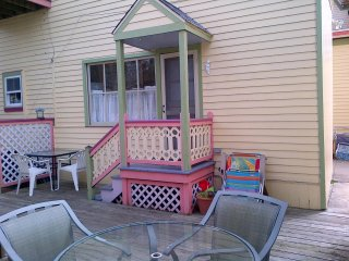 Beach cottage retreat, The wild rose - Cape May vacation rentals