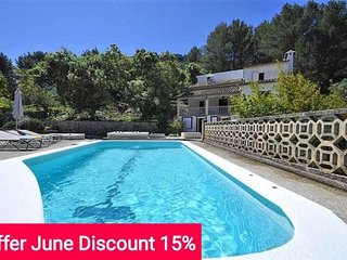 Last minute Offer 15% June 2017 - Cozy house with private pool in Esporles - Esporles vacation rentals