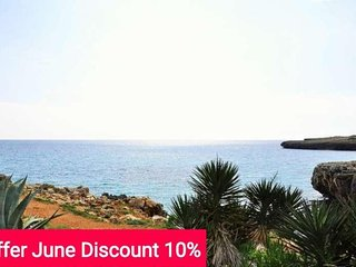 Last minute offer 10% June 2017 - Modern house with private pool in Cala - S'illot vacation rentals