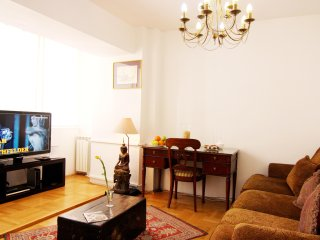 RIVER ART 2 BEDROOM APARTMENT - Bucharest vacation rentals