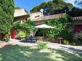 Villa - MORNAS - Beautiful Provincial Mas at the medieval village of Mornas (5km) in the Vaucluse - Mornas vacation rentals